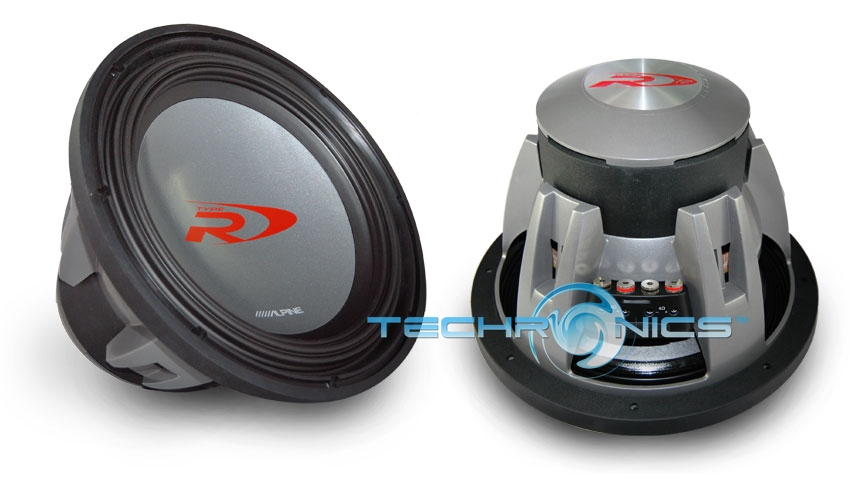ALPINE AUDIO SWR-1042D 10