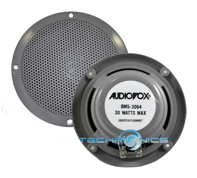 Marine speakers for boat