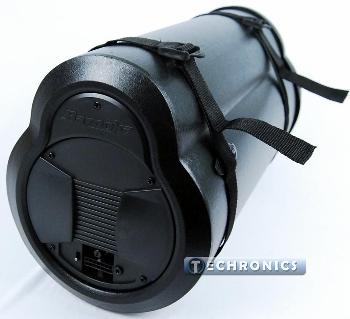 bazooka bta8100 8 bt series amplified bass tube. Black Bedroom Furniture Sets. Home Design Ideas