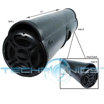 Bazooka BT80BT Series 8-Inch 150-Watt Subwoofer Tube