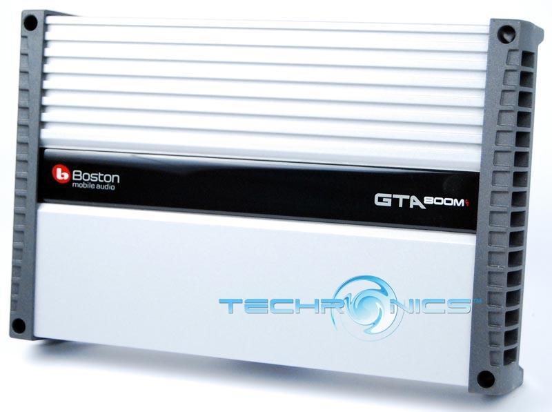 BOSTON GTA-800M CAR MONO BLOCK D AMP 800 W AMPLIFIER