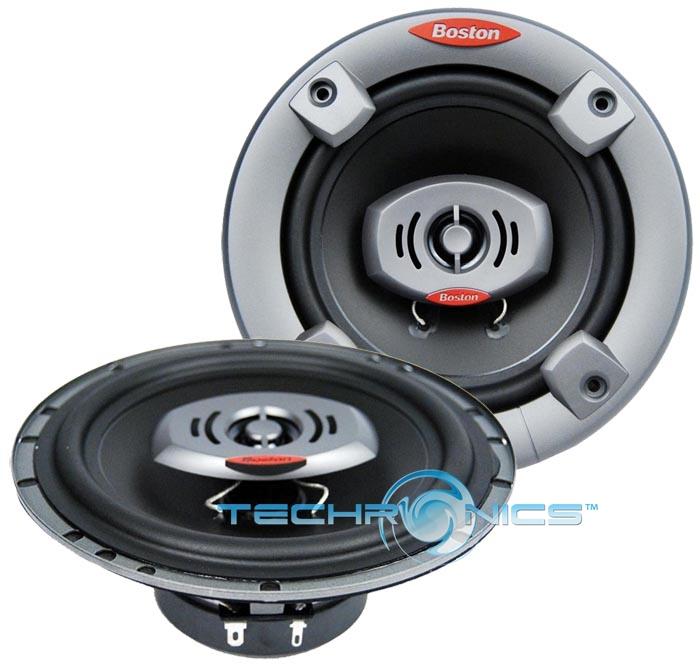 Boston acoustics car audio speakers