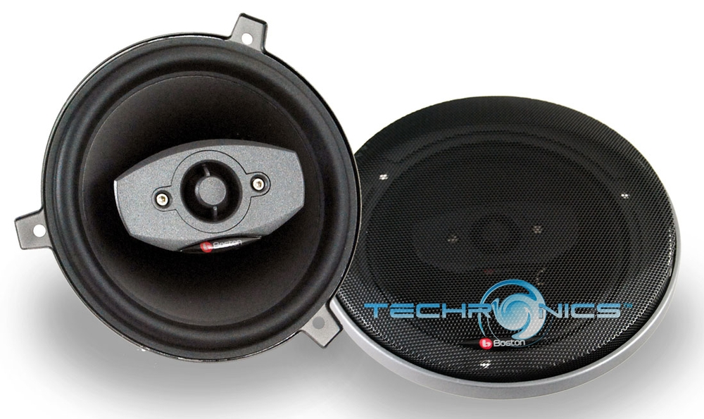 "NEW BOSTON ACOUSTICS CAR STEREO SC65 6.5"" 300W SPEAKERS"