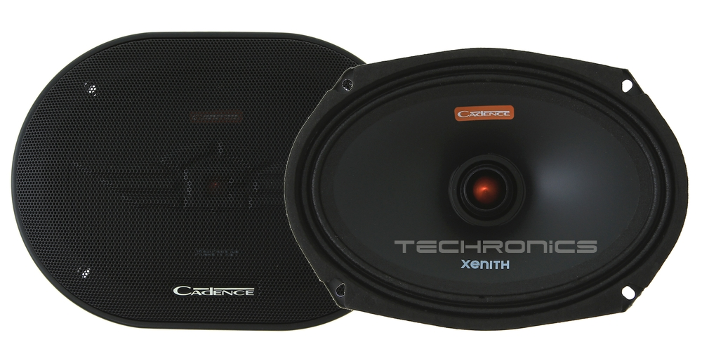 6X9 mid range speakers