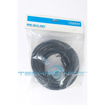 Clarion MWRXCRET 25' Marine Remote Extension Cable for MW1 & MW2