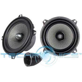 focal integration iss 130 120w component speaker system. Black Bedroom Furniture Sets. Home Design Ideas