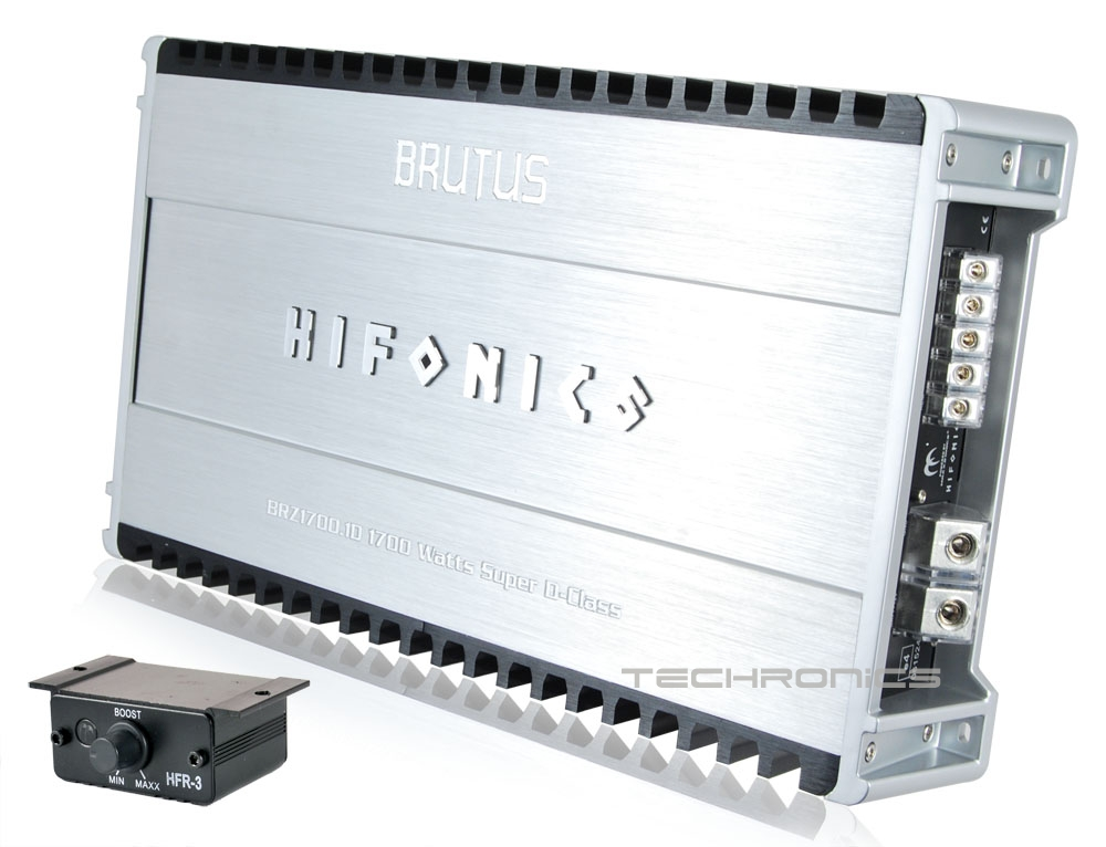 Eba Hif Brz D on Jbl 600 Watt Amp
