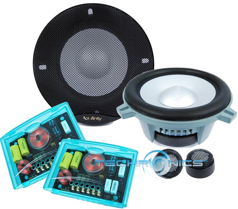 "INFINITY KAPPA PERFECT 5.1 800W 5.25"" COMPONENT SPEAKER"
