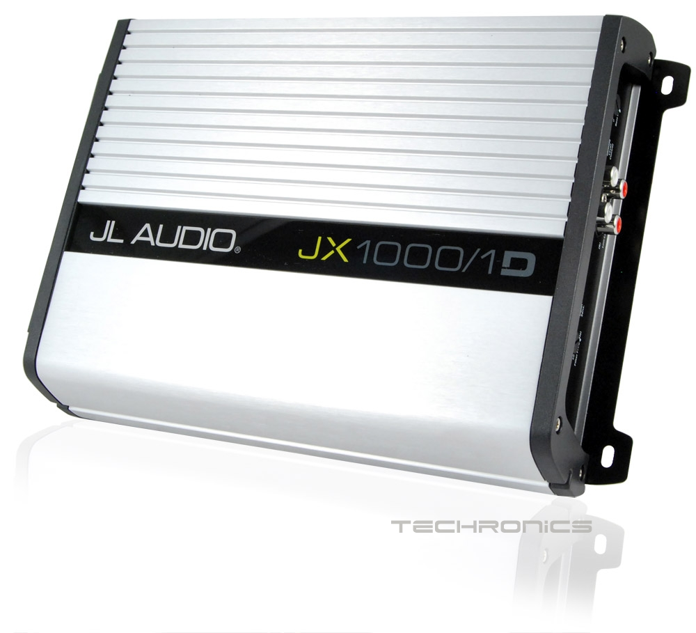 jl audio jx1000 1d 2yr waranty 1000w mono amp block class. Black Bedroom Furniture Sets. Home Design Ideas
