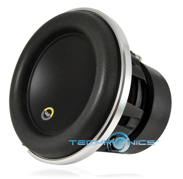 Jl Audio 12 Quot W7 Series 1000w Rms Component Single Voice