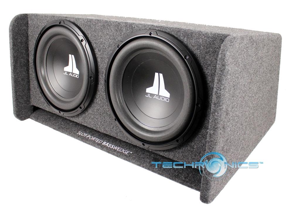 Jl Audio Cp212 W0v3 Dual 12 Quot W0v3 Series Car Subwoofer