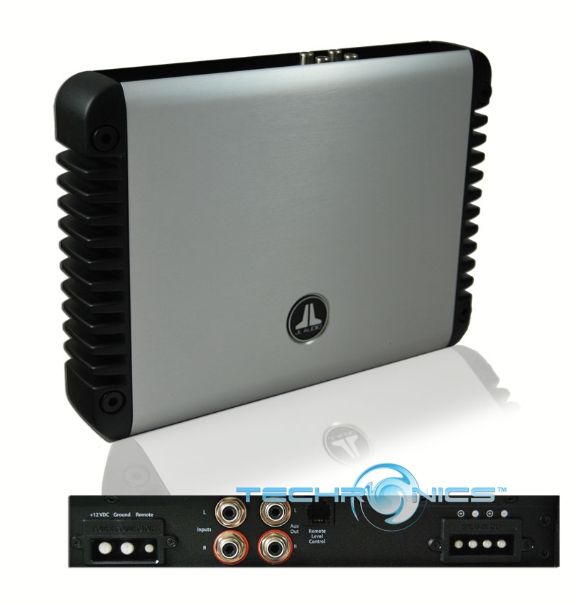 Jl Audio Hd750 1 Mono Block Car Stereo Amplifier Hd 750