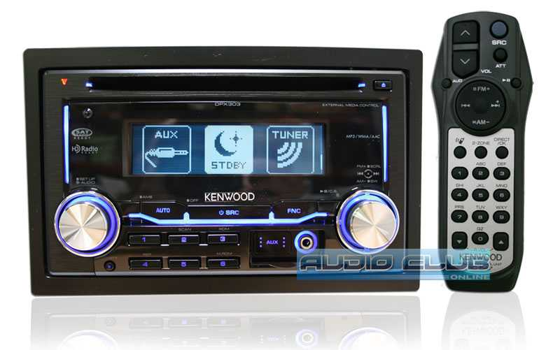 Double din car stereo at m
