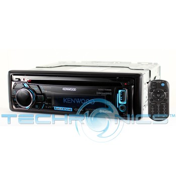 TEC 350 KEN KDC X896 kenwood kdc x896 cd mp3 receiver with built in bluetooth & hd radio
