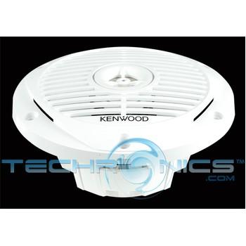 Kenwood Kfc 1652mrw 6 5 Quot 2 Way Marine Speaker System