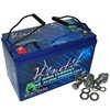 Kinetik HC2400 2400 Amp 12V High Current Car Audio Power Battery