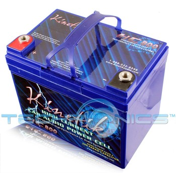 Buy Kinetik Car Audio - Kinetik HC800 950 amps, High Current Car Audio Power Cell Battery