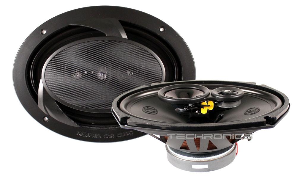 Memphis 6xcar speakers