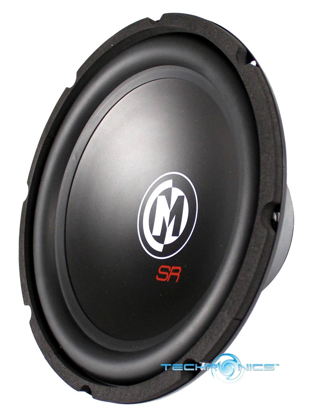 "MEMPHIS SR12S4 12"" STREET REFERENCE SERIES CAR AUDIO STEREO SUB WOOFER SPEAKER"
