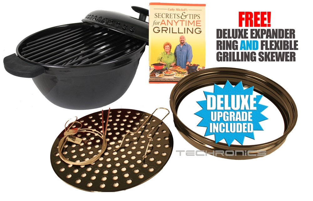 New Minden Anytime Grill For Use With Gas Amp Electric Stove