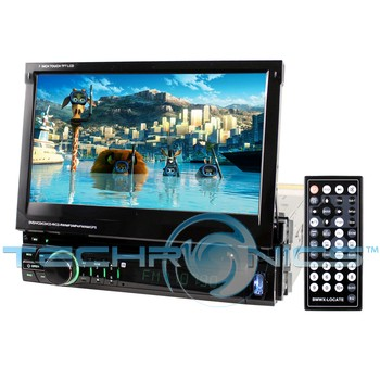 "Buy Nitro Snowboards Car Multimedia - Nitro BMWLOCATE 7"" TOUCH SCREEN MP3 DVD AM/FM RECEIVER"