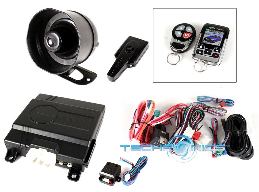 excalibur al 1950 edpb 2way security car alarm remote. Black Bedroom Furniture Sets. Home Design Ideas