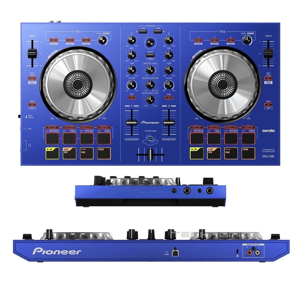 New Pioneer Ddj Sb Pro Digital Usb Dj Controller Turn