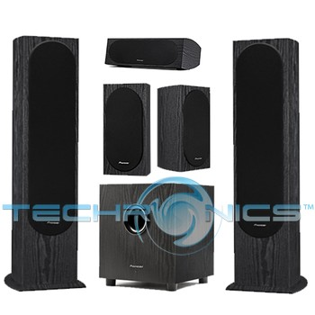 Pioneer 5 1 700w Surround Sound Package Designed By Andrew