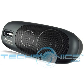 Pioneer Tsx200 4 Quot 160w 3 Way Surface Mount Car Audio Speakers