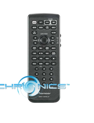 PIONEER CD-R55 REMOTE WITH DVD/AUDIO CONTROLS FOR AVH MODELS