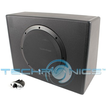 rockford fosgate p300 10 single 10 300 watt subwoofer. Black Bedroom Furniture Sets. Home Design Ideas