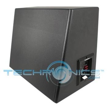 rockford fosgate p300 12 single 12 quot 600w enclosed car audio subwoofer