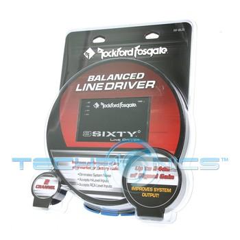 Rockford Fosgate RF-BLD Linedriver