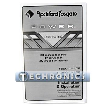 rockford fosgate db1500 wiring diagram 1 rockford fosgate t1500-1bdcp 1500w monoblock class bd car ...