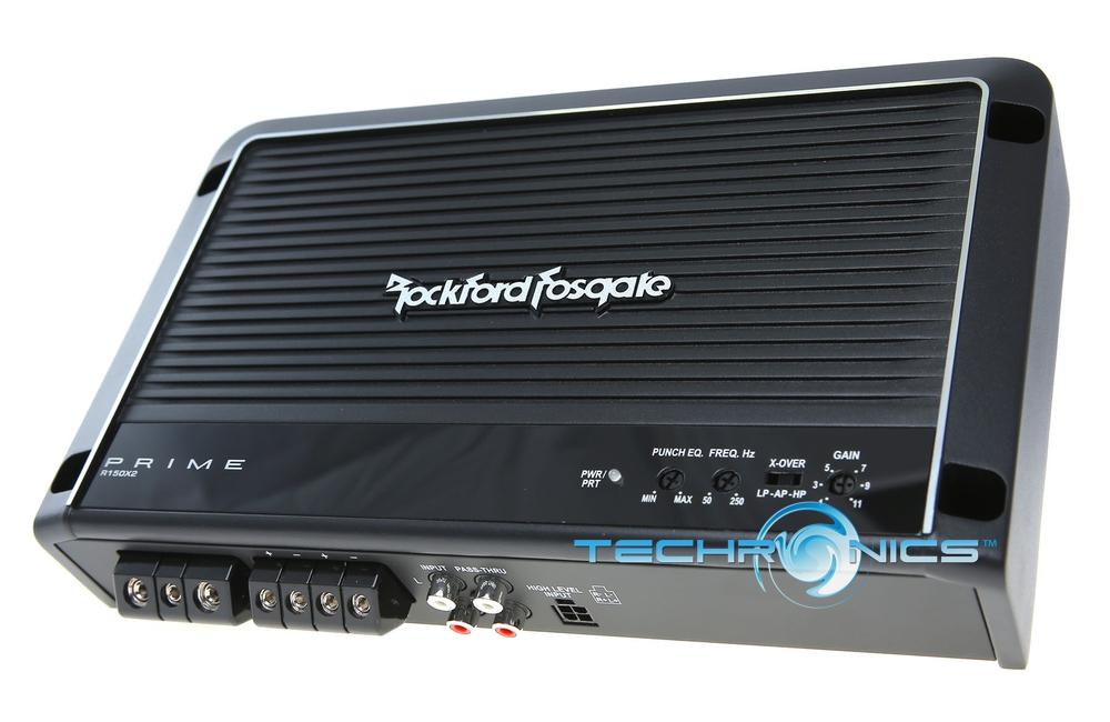 Car Amplifier  Channel