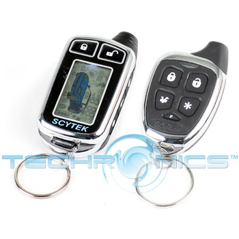 SCYTEK 2000RS-2W1-C Galaxy Remote Start and Keyless Entry Car System