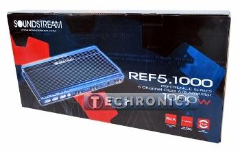 FS: BNIB Soundstream Reference Ref5.1000 - CorvetteForum ...