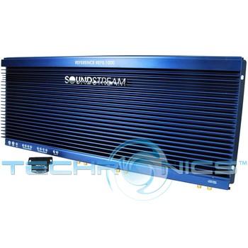 New Soundstream REF5.1000 1000 Watt 5-Channel Class A/B Power Car ...