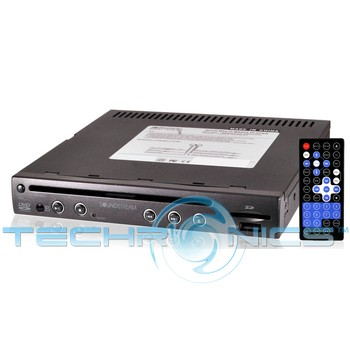 Buy Soundstream In-dash CD Players - Soundstream VDVD-200 Half Din In-Dash DVD/DVD-R/MP4/MP3/CD/CDR/DivX/CD-RW Player