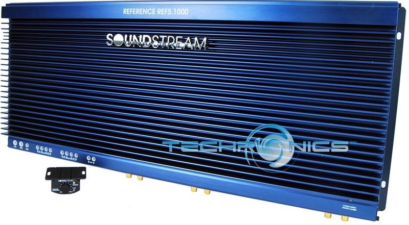 Soundstream Reference REF5.1000
