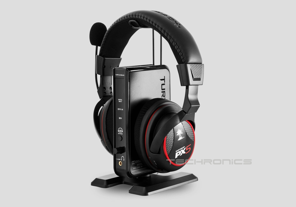 Turtle Beach Ear Force Px5 Wireless 7 1 Surround Sound