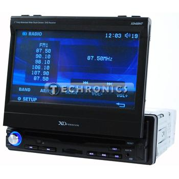 TEC 350 XO X348NT alt1 xo vision x348nt in dash 7\