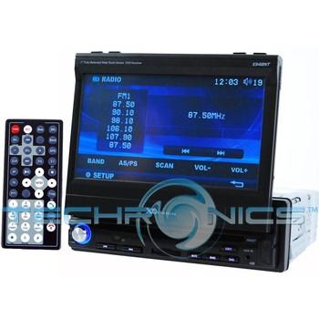 TEC 350 XO X348NT xo vision x348nt in dash 7\