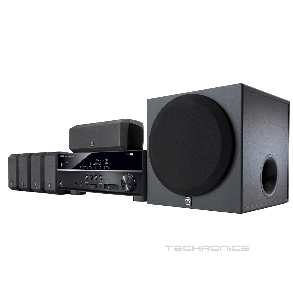Yamaha Yht 3920ubl Home Theater Bluetooth 5 1 Channel