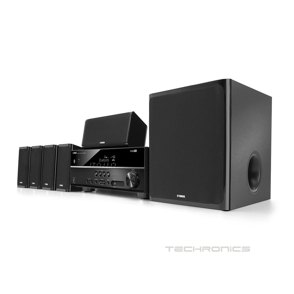 Yamaha yht 4920ubl 5 1 channel home theater in a box - Home cinema bluetooth ...