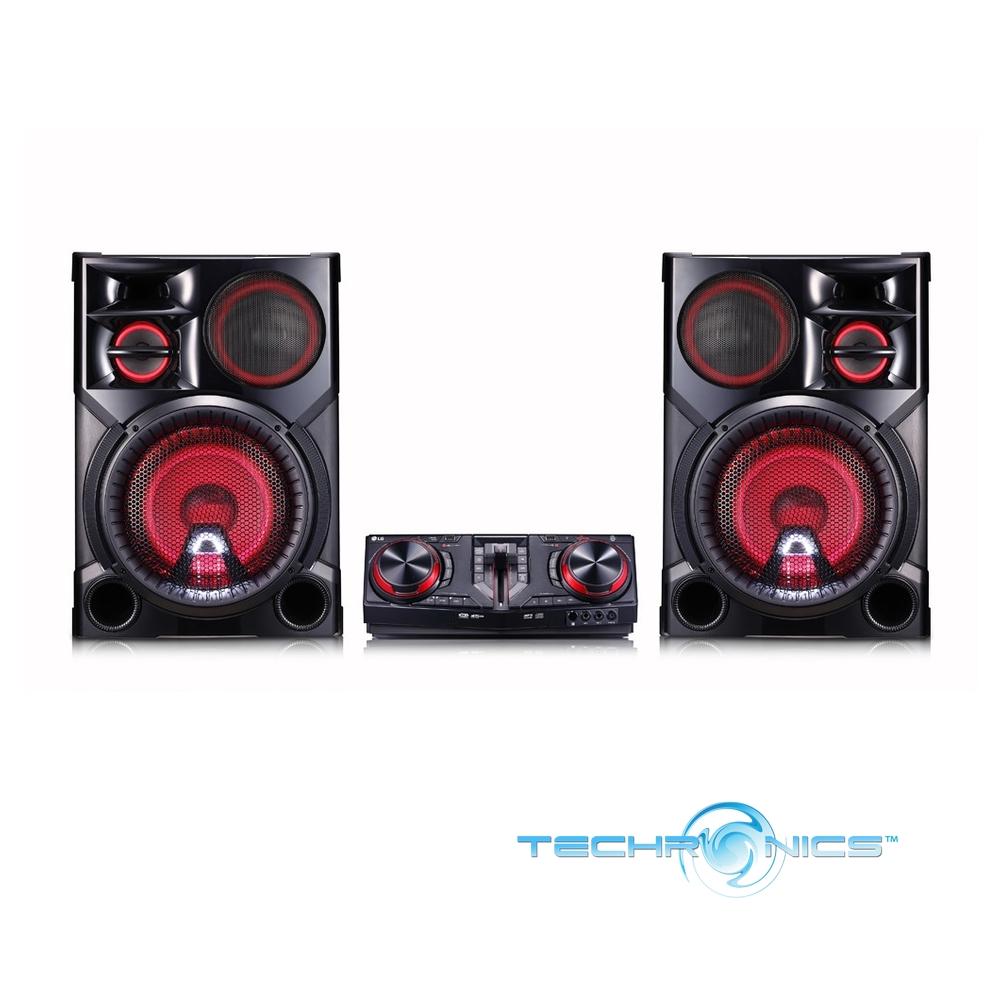 Lg J98 3500w Hi Fi Entertainment System With Bluetooth